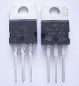 三端子レギュレーター L7805CV・L7905CV 各1個