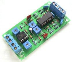画像2: アナログ VUメーター 駆動回路キットver2