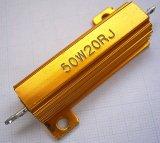 50W メタルクラッド抵抗 20Ω