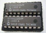 マイクロチップ マウス・トラックボール制御IC MTA41120/P 2個