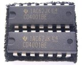 CD4001BE CMOS NORゲート  ロジック・デジタルIC 2個