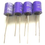 OS-CON OSコンデンサー16V 180uF(SPシリーズ) 4個