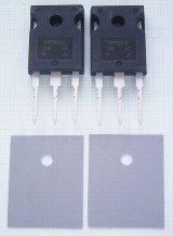 200V 20A 150W PchパワーMOS-FET IRFP9240 2個