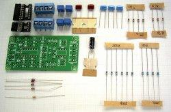 画像3: アナログ VUメーター 駆動回路キットver2